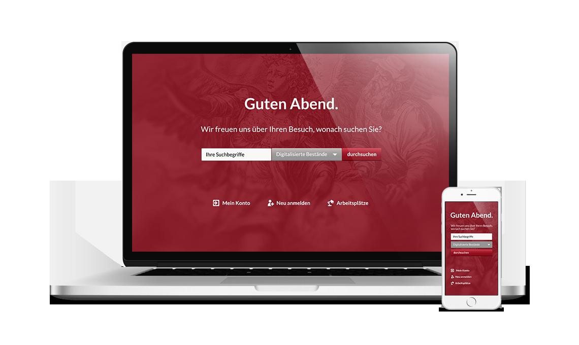 Website nutzerzentriert