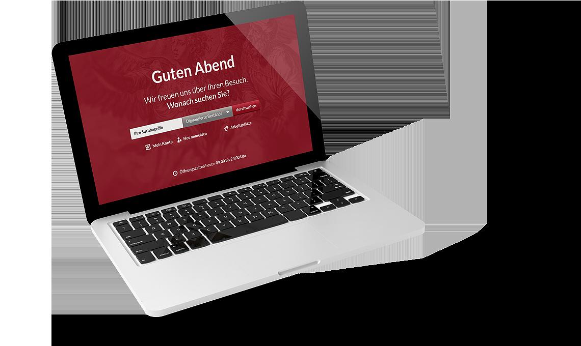 Website user-centered
